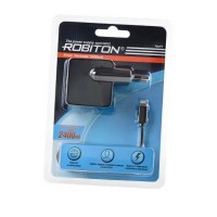 ROBITON App05 Charging Kit 2.4A iPhone/iPad (100-240V) BL1 Адаптер/блок питания