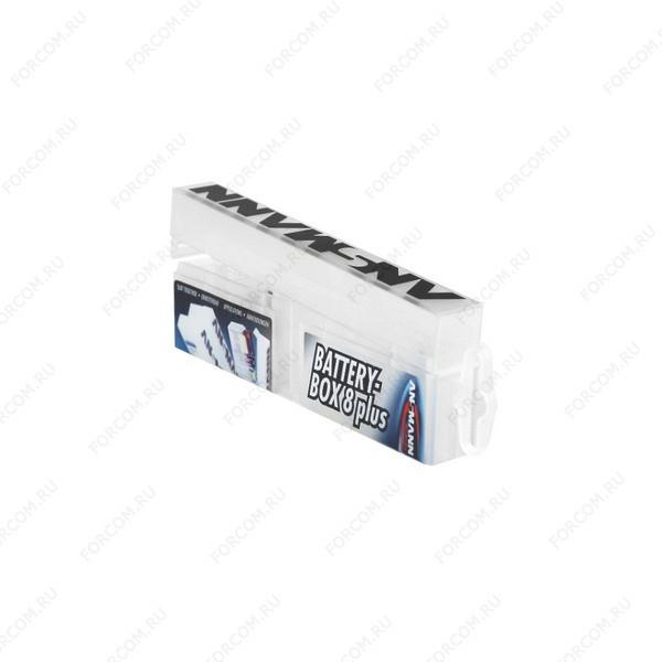 ANSMANN 4000033 Akku box bulk Футляр для элементов питания
