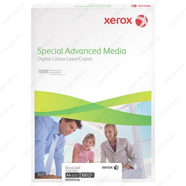 Xerox 003R98688 Наклейки Polyester XEROX SRA3, 100 листов, белые (Durapaper)