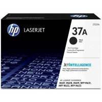 HP CF237A Картридж черный 37A для HP LJ Enterprice MFP M631/ M632/ M633 (11 000 стр.)