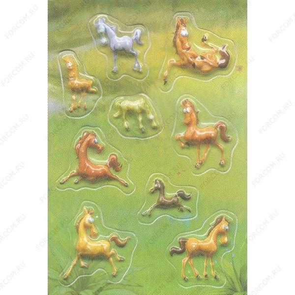 HERMA 6086 Magic Наклейки Веселая лошадь