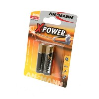 ANSMANN X-POWER 5015613 LR6 BL2 Элемент питания