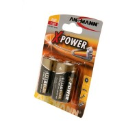 ANSMANN X-POWER 5015623 LR14 BL2 Элемент питания