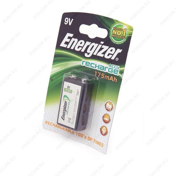 Energizer 9V 175 mAh HR22 BL1 Аккумулятор