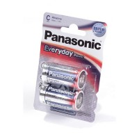 Panasonic Everyday Power LR14EPS/2BP LR14 BL2 Элемент питания