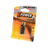 ANSMANN X-POWER 1510-0005 AAAA  BL2 Элемент питания