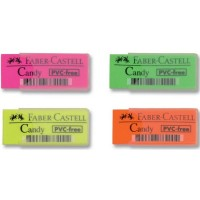 Ластик Faber-Castell Candy PVC-Free (784000)