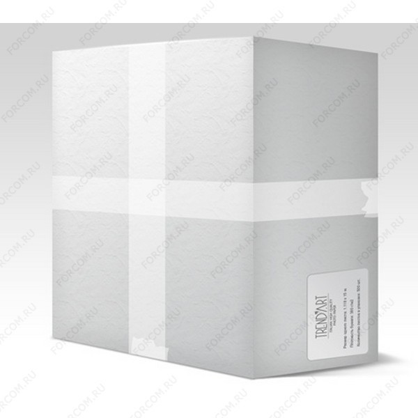 TrendArt H240_10X15_500 Фотобумага TrendArt High Glossy Inkjet 10x15см, 240г, 500 листов, покрытие Cast Coated