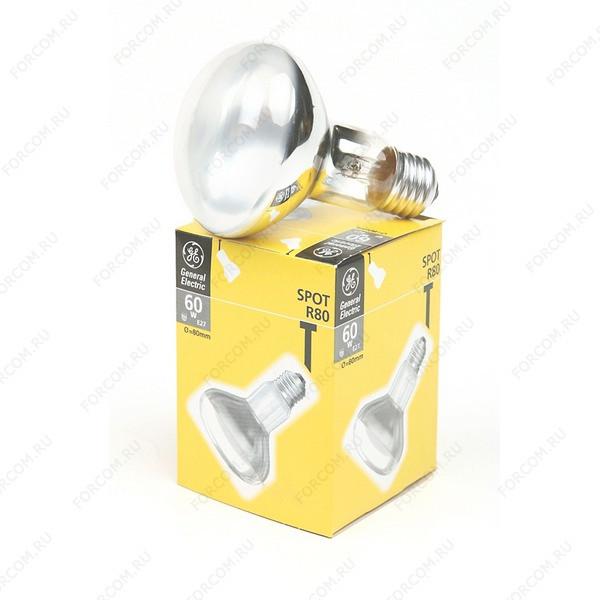 General Electric 60R80/E27 90377 92839 Лампа