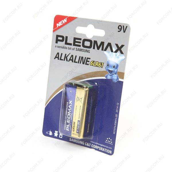 PLEOMAX 6LR61 BL1 Элемент питания