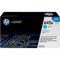 HP C9731A Картридж №645A голубой HP Color LaserJet 5500 (12K)