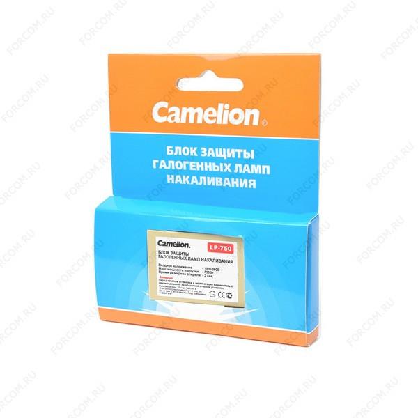 Camelion LP-750 BL1 Блок защиты для галогенных и стандартных ламп накаливания