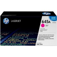 HP C9733A Картридж №645A пурпурный HP Color LaserJet 5500 (12K)