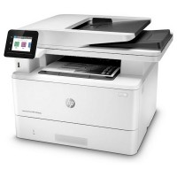 HP W1A31A Аппарат HP LaserJet Pro MFP M428dw RU (p/c/s, A4, 38 ppm, 512Mb, Duplex, 2 trays 100+250,ADF 50, USB 2.0/GigEth/Dual-band WiFi with BT)