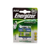 Energizer Recharge Power Plus AAA 700мАч BL2 Аккумулятор