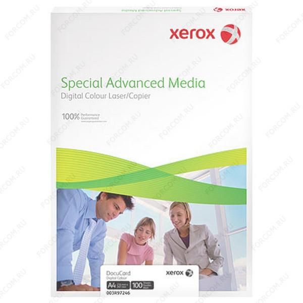Xerox 003R97344 Наклейки Polyester XEROX A4, 50 листов, белые (Durapaper)