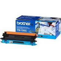 Brother TN130C Тонер TN-130C для Brother HL4040CN/4050CDN/DCP9040СN/MFC9440СN голубой (1500стр)