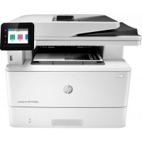 HP W1A32A Аппарат HP LaserJet Pro MFP M428fdn RU (p/c/s/f , A4, 38 ppm, 512Mb, Duplex, 2 trays 100+250,ADF 50, USB 2.0/GigEth ,Cartridge 10 000 pages)