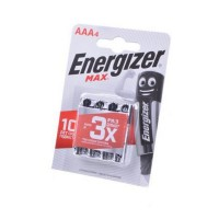 Energizer MAX+Power Seal LR03 BL4 Элемент питания