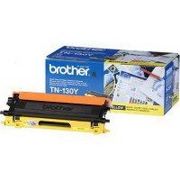 Brother TN130Y Тонер TN-130Y для Brother HL4040CN/4050CDN/DCP9040СN/MFC9440СN жёлтый (1500стр)