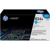 HP CB385A Барабан №824A голубой HP Color LaserJet CP6015/CM6030/CM6040 (35K)