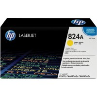 HP CB386A Барабан №824A желтый HP Color LaserJet CP6015/CM6030/CM6040 (35K)