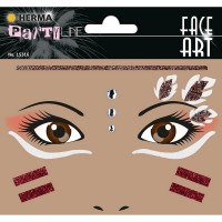 HERMA 15316 НАКЛЕЙКИ FACE ART AMERICAN NATIVE
