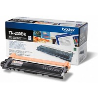 Brother TN230BK Тонер TN-230BK для Brother HL3040CN/DCP9010СN/MFC9120СN чёрный (2200стр)