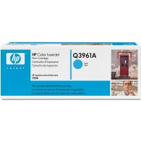 HP Q3961A Картридж голубой HP 122A для Color LaserJet 2550/2820/2840 (4K)