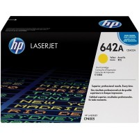 HP CB402A Картридж желтый HP Color LaserJet CP4005 (7,5K)