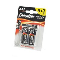 Energizer Alkaline Power LR03 4+1 шт BL5 Элемент питания