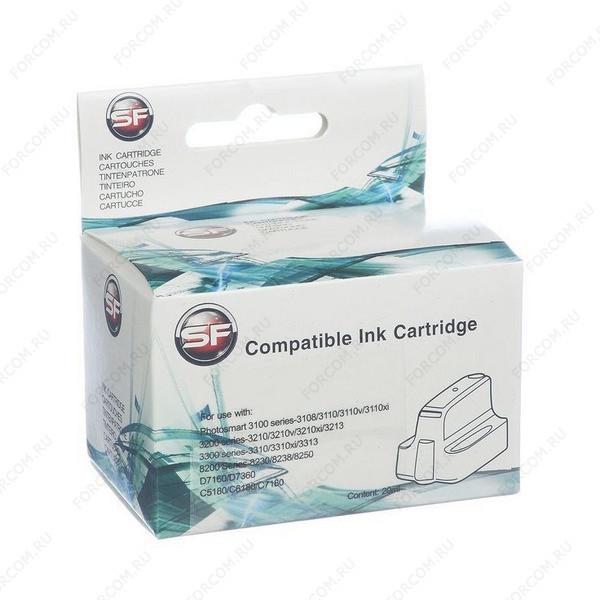 SuperFine C8771HE Совместимый Картридж №177 голубой для HP PhotoSmart 3213/3313/8254