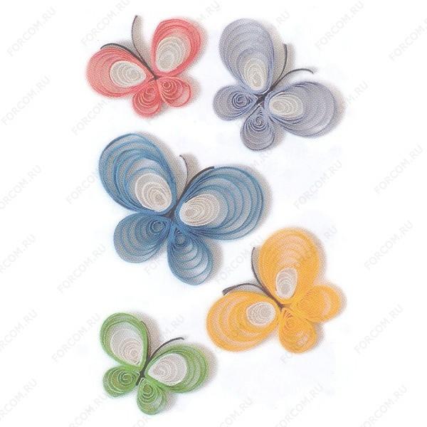 HERMA 6082 MAGIC Бабочки (Бумажные)