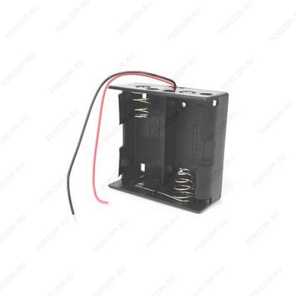 ROBITON Bh2xD с двумя проводами PK1 Отсек для элементов питания
