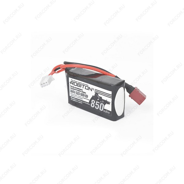 ROBITON LP-STB2-850 Lipo 7.4В 850мАч, в упак 50 шт Аккумуляторная сборка