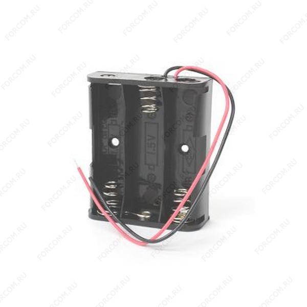 ROBITON Bh3xAA с двумя проводами PK1 Отсек для элементов питания
