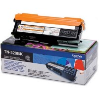 Brother TN320BK Тонер TN-320BK для Brother HL4150CDN/MFC9465СDN чёрный (2500стр)