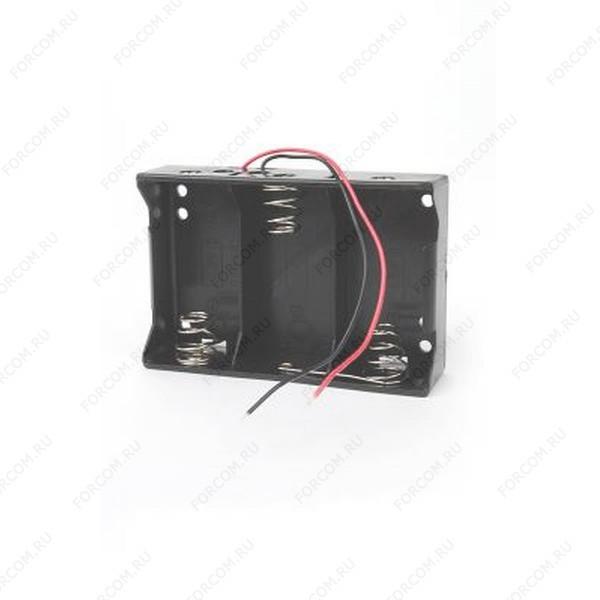 ROBITON Bh3xD с двумя проводами PK1 Отсек для элементов питания