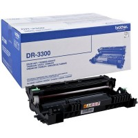 Brother DR3300 Барабан DR-3300 для Brother HL54xx/6180DW/DCP8110DN/8250DN/MFC8520DN/8950DW (30000стр)