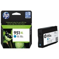HP CN046AE Картридж №951 XL голубой HP OfficeJet 8100 (1,5К)