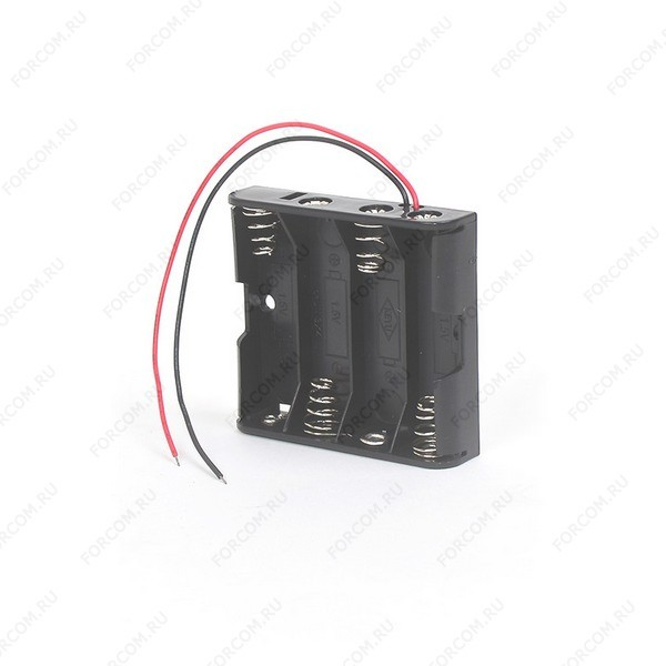 ROBITON BH4xAA с двумя проводами PH1 Отсек для элементов питания
