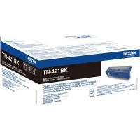 Brother TN421BK Тонер TN-421BK для Brother HLL8260CDW/DCPL8410CDW/MFCL8690CDW чёрный (3000стр)