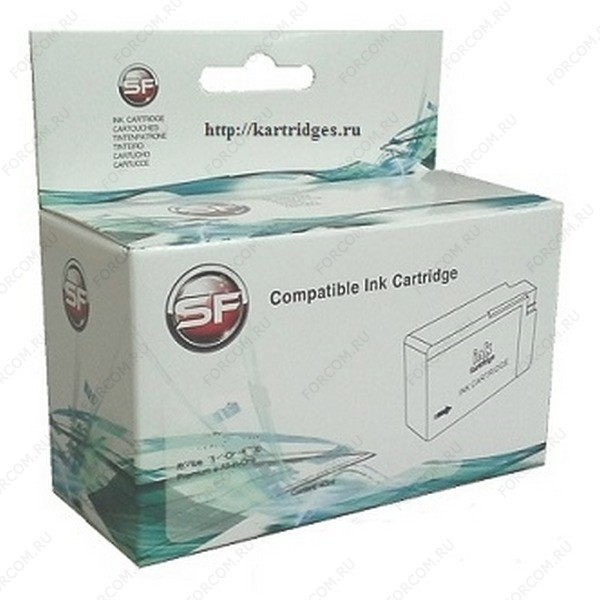 SuperFine CN046AE Совместимый Картридж №951 XL голубой для HP PhotoSmart 3213/3313/8258
