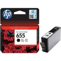 HP CZ109AE Картридж №655 черный HP DeskJet Ink Advantage 3525, 4615, 4625, 5525, 6525 e-All-in-One