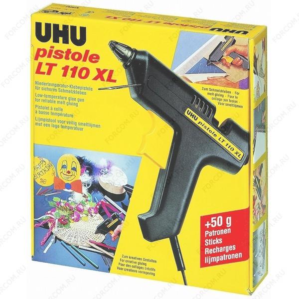 UHU 48615 LT 110 XL Низкотемпературный клеевой пистолет (термопистолет) LT110XL
