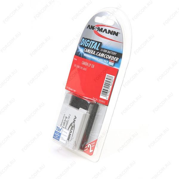 ANSMANN 5044853 A-Can LP E8 BL1 Аккумулятор