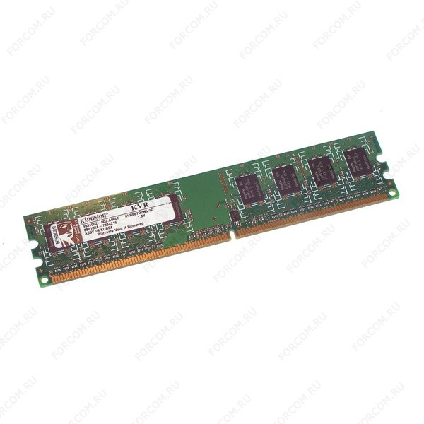 DIMM DDR2 667 PC5300 1 Gb Kingston KVR667D2N5/1G OEM