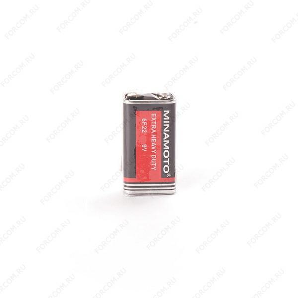 MINAMOTO Extra Heavy Duty 6F22 SR1, в упак 10 шт Элемент питания