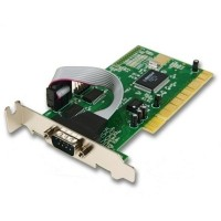 Espada NM9835L Контроллер 1xRS-232, 2xCOM PCI,  Low Profile