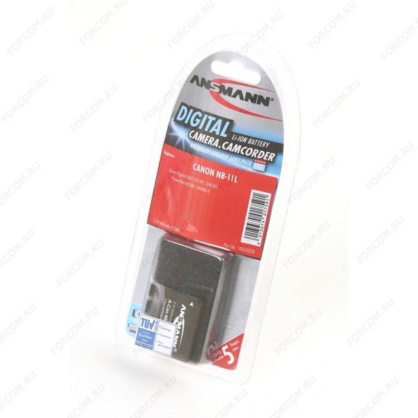 ANSMANN 1400-0028 A-Can NB 11L BL1 Аккумулятор